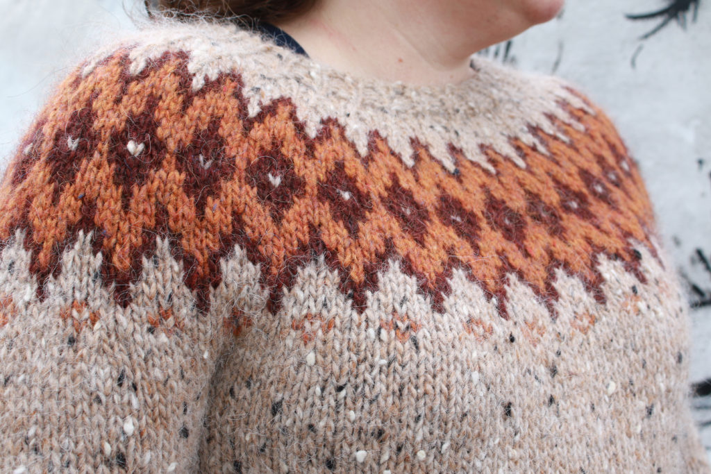 Fo Japanese Lopi Sweater Threadpanda